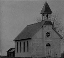 Saint Luke's Church circa 1887