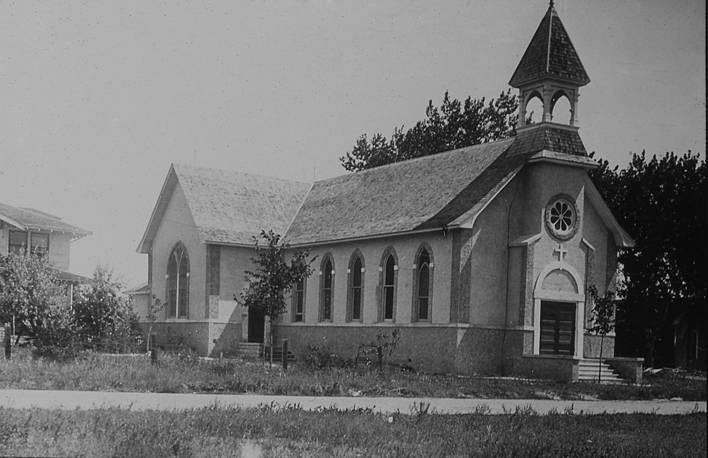 Saint Luke's Church circa 1922
